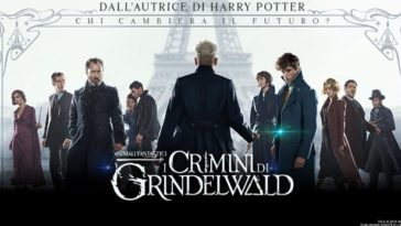 crimini di grindelwald
